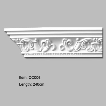Polyurethane Crown Cornice Mouldings